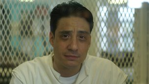 Death row prisoner Ivan Cantu