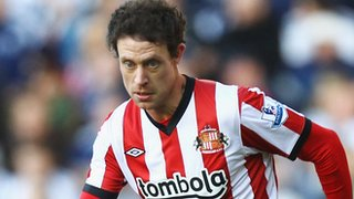 Bridge spent five months on loan at Sunderland