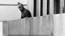 Member of Black September terrorist gang at Munich 1972