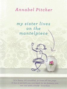 My Sister Lives on the Mantelpiece book cover