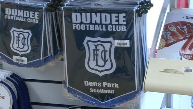 Dundee penant