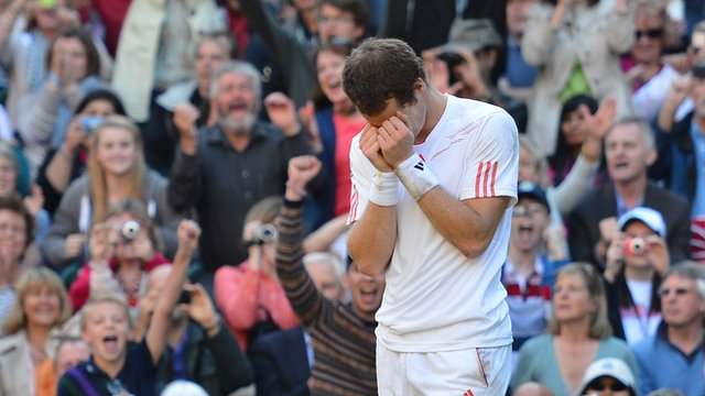 Bbc Sport Andy Murray Wimbledon Column Ready For The Final