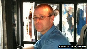 David Myerscough (pic: Stagecoach Group)