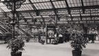 Tynemouth Station in Victorian times