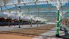 Tynemouth Station after refurbishment