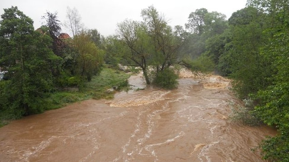 Flood Control Project