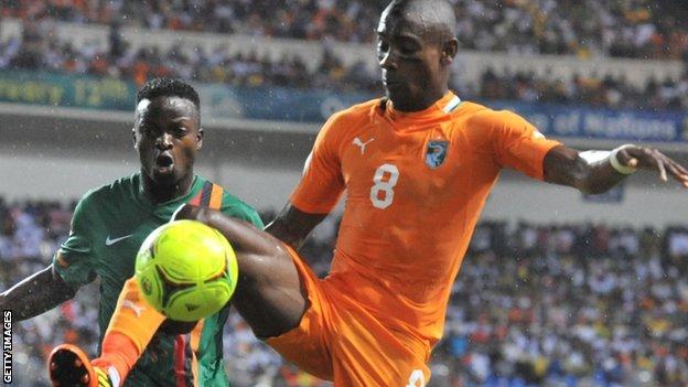 Ivory Coast international Salomon Kalou