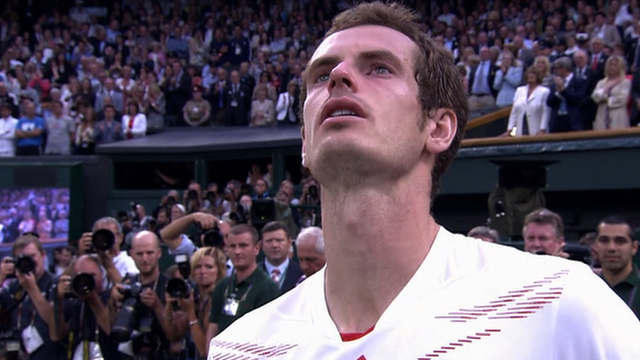 Britain&#039;s Andy Murray