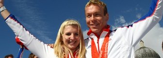 Rebecca Adlington & Chris Hoy
