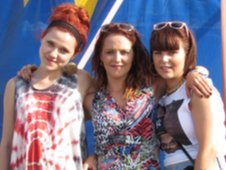 Emily Voice, Gemma Candy and Lisa Candy