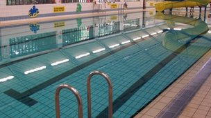 Bbc News Oaklands Swimming Pool Closure Plan Sparks Anger