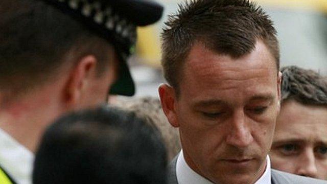 61448222 61448331 - John Terry guilty of racism
