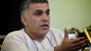 Nabeel Rajab (27 June 2012)