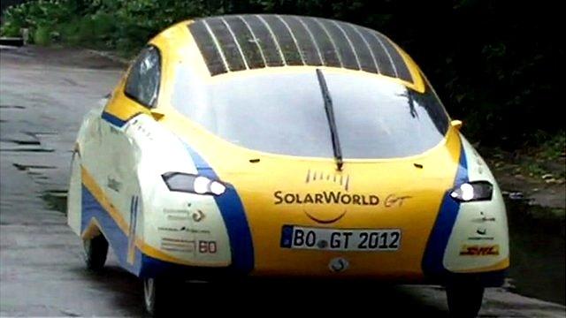The SolarWorld GT