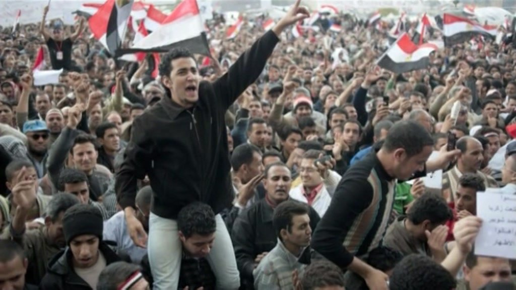 A political gathering in Lebanon