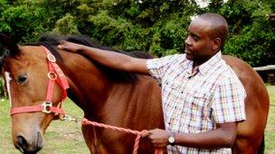 Anthony Muthama