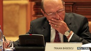 President Traian Basescu