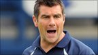 Bury manager Richie Barker