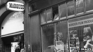The Marquee Club (1964-1988)