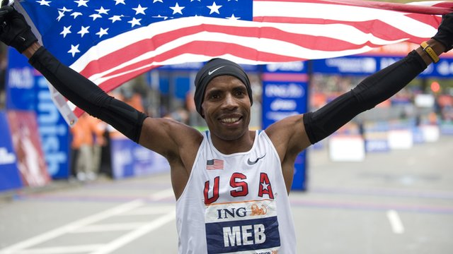 Meb Keflegizhi: From running for his life to running for Olympic gold
