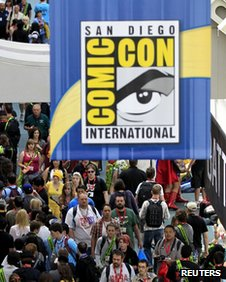 Comic-Con convention