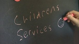 Children&#039;s services