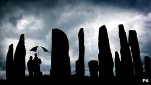 Callanish Standing Stones