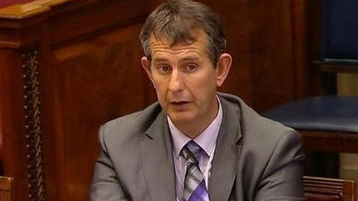 "Health Minister Edwin Poots said there would be a ""meaningful and comprehensive"" consultation on health reform proposals."