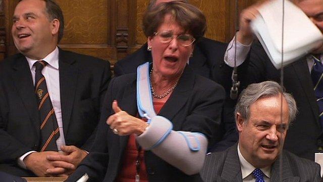 Anne-Marie Morris MP