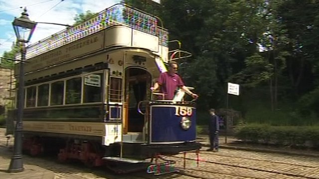 London United Tramway number 159