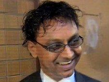 Defence barrister Ravi Rutnah