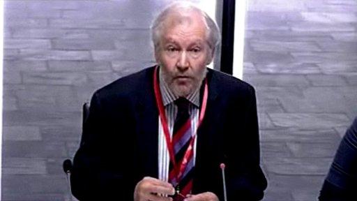Dr Eurwyn Wiliam