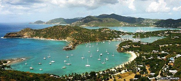 Antigua and barbuda profile overview bbc news