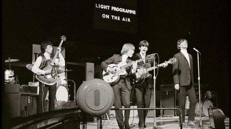 Rolling Stones in 1964