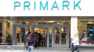 Primark store