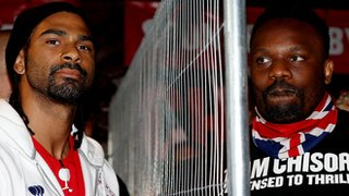 David Haye Dereck Chisora