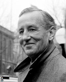Ian Fleming, nephew of Philip and creator of James Bond