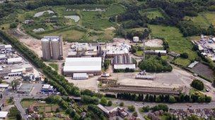 British Sugar site