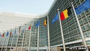 European Commission headquarters