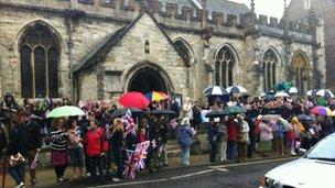 Dorchester crowds