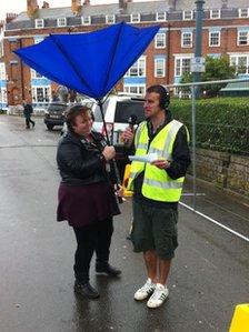 BBC in Weymouth