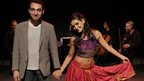 Mohammed Fairouz and Shakti Mohan