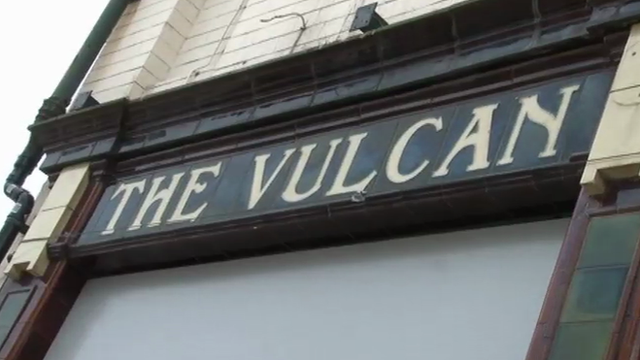 The Vulcan Hotel has welcomed drinkers for more than a century-and-a-half