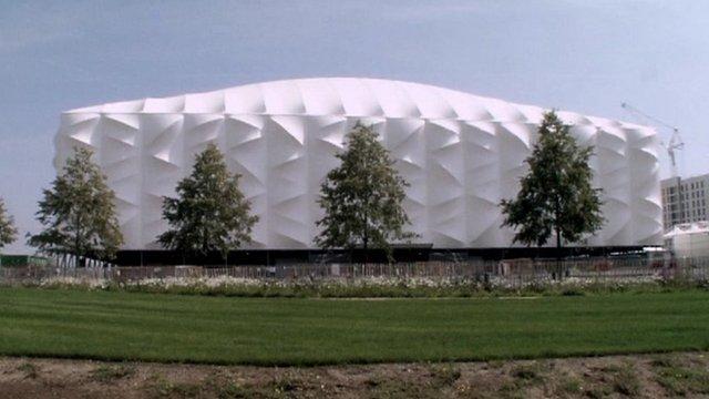 The Basketball Arena