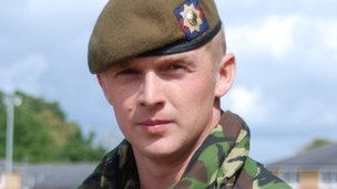 L/Cpl James Hill