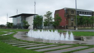 Mima in Middlesbrough