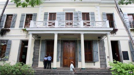 Supreme Court in Mauritius