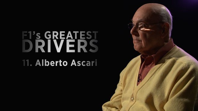 Murray Walker on Alberto Ascari