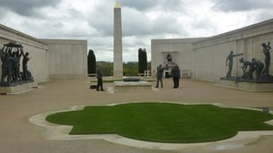 National Memorial Arboretum