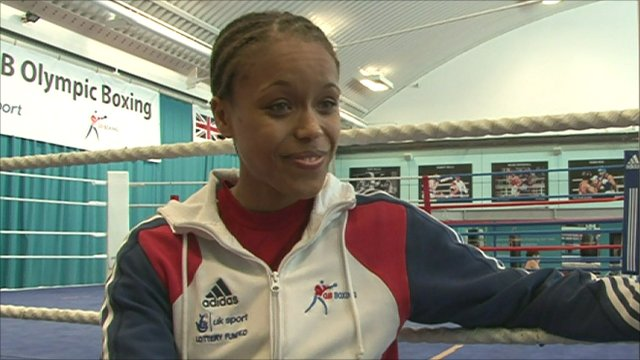 Team GB boxer Natasha Jonas